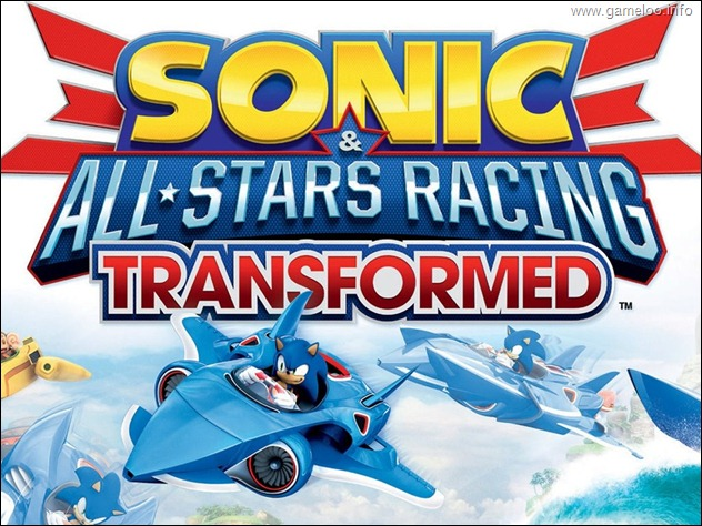 Sonic and All Stars Racing Transformed - RELOADED & REPACK