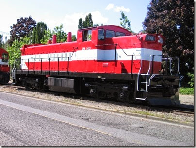 IMG_6401 Oregon Pacific GMD-1 #1413 in Milwaukie on August 28, 2010