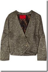 Lanvin metallic boucle jacket £1,915