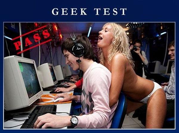 geek test