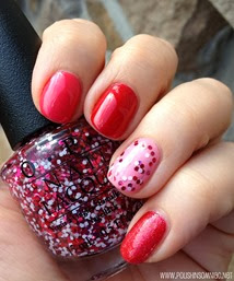 polish insomniac opi minnie mouse skittle