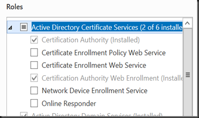 Hyper vsystem center and azure create a certificate template create a certificate template yelopaper Choice Image