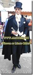 20130915_183942 (1)  Kung Carl XVI Gustaf 40 årsjubileum. Greven av Monte Cristo. Med amorism