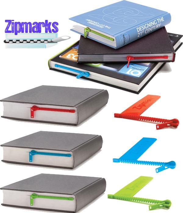 Marcador-de-livro-zper-vermelho-azul-verde