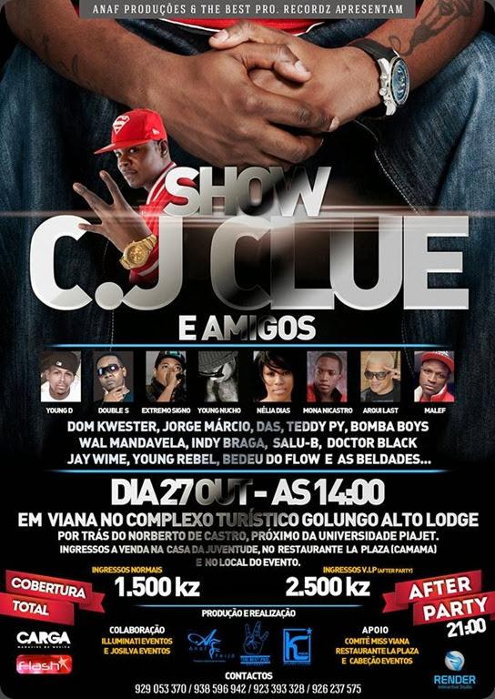 CJ Clue Show
