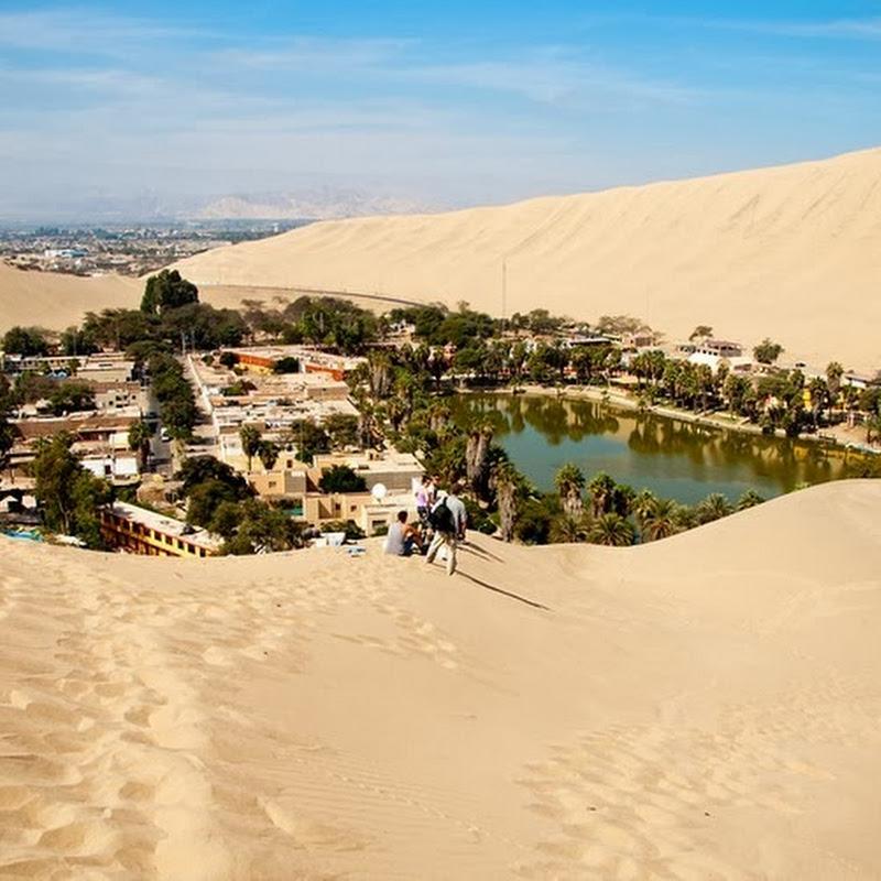Huacachina, Peru's Magnificent Desert Oasis