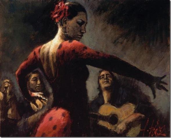 Fabian Perez 1967 - Argentine Figurative painter - Reflections of a Dream - Tutt'Art@ (52)