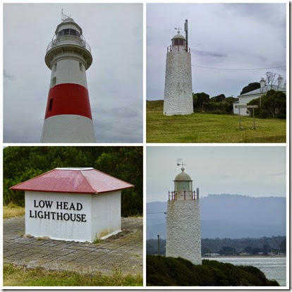 Low Head Lighthouses