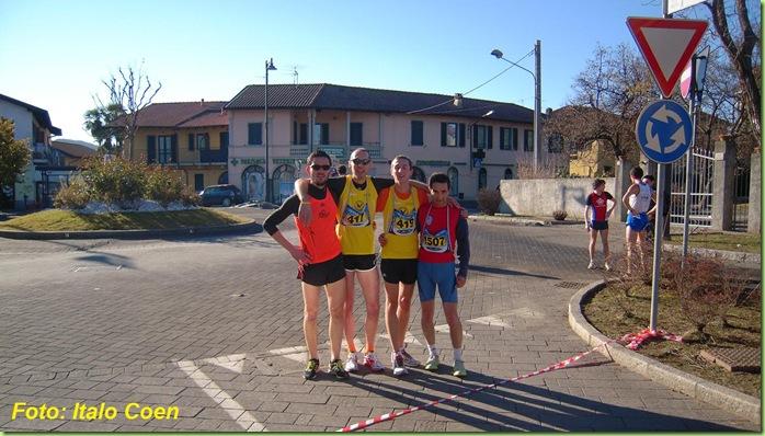 Umbe, Beppe, Giò e Alberto