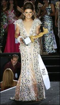 Miss Brasil Gay 2001 01
