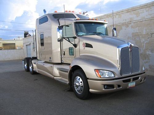 camiones Kenworth T660