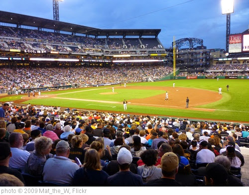 'PNC Park' photo (c) 2009, Mat_the_W - license: https://creativecommons.org/licenses/by-sa/2.0/