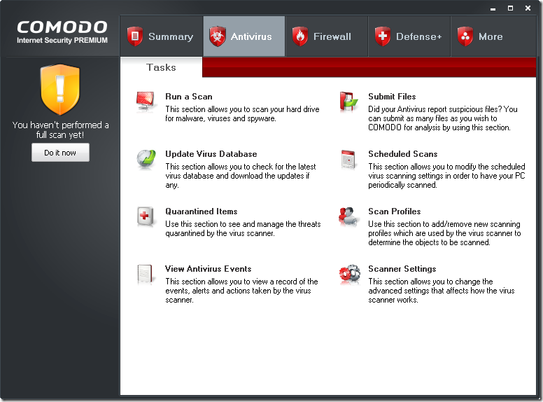 comodo internet security 2