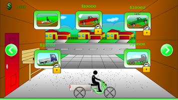 Screenshot of Keep It Safe racing game