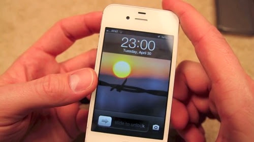 How to fix black and unresponsive  iPhone screen 364