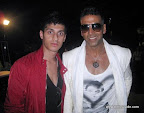 Reader Sachin Sharma met Akshay Kumar at one of the actor&#039;s stage performances in Canada.