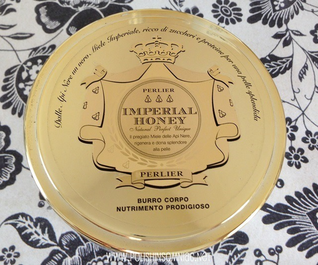 Perlier Imperial Honey #PerlierOnHSN