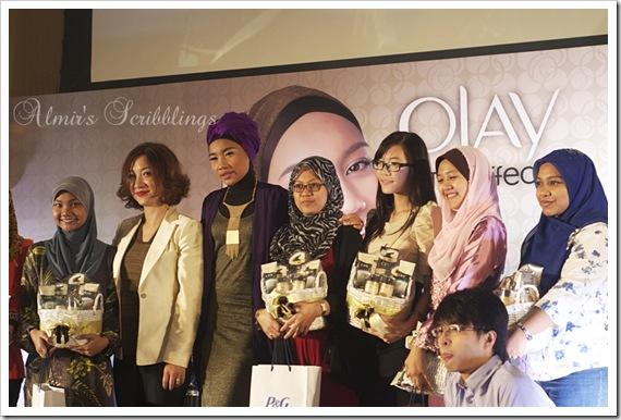 Olay winners
