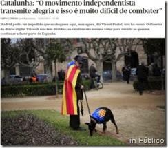 Catalunha independente. Fev.2014