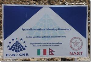 Pyramid International Laboratory- Observatory