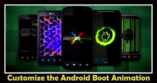Customizing-Android-Boot-Animation