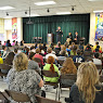 Yorktown Benjamin Franklin Elementary School DARE Graduation