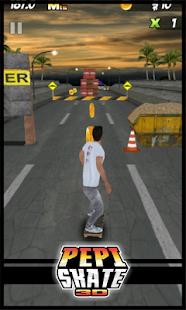 Game PEPI Skate 3D apk for kindle fire