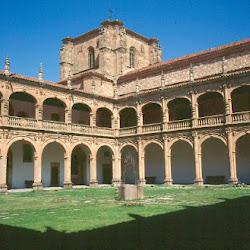 30.- Colegio de los Irlandeses. Salamanca