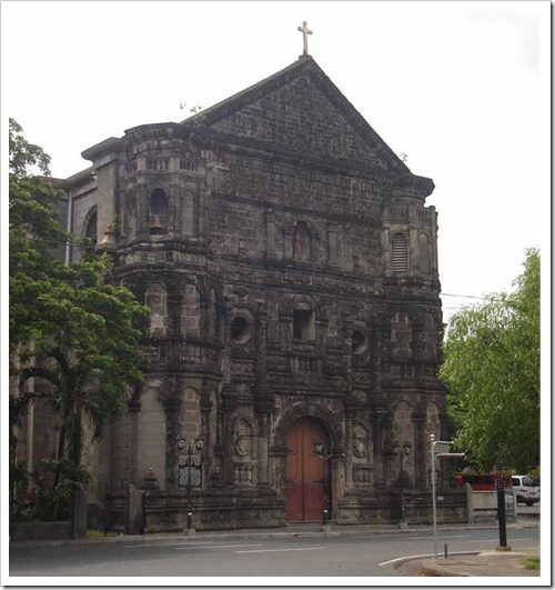 Malate Church Today