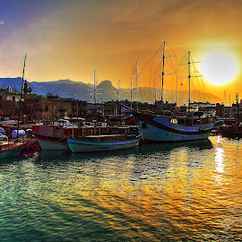 girne cyprus by Ayhan Özkur - Landscapes Sunsets & Sunrises