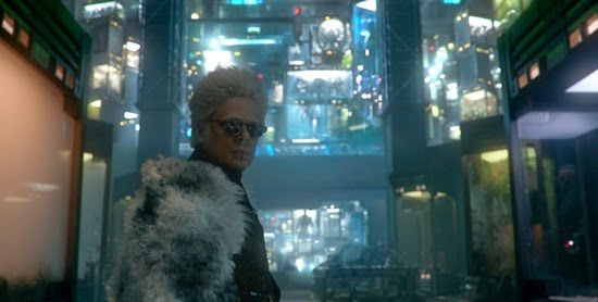 Marvel's Guardians Of The Galaxy  The Collector/Tanaleer Tivan (Benicio Del Toro)  Ph: Film Frame  ©Marvel 2014