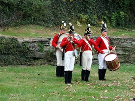 Reenactment Soldiers