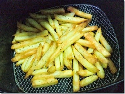 Philips Airfryer Simplot French Fries 01