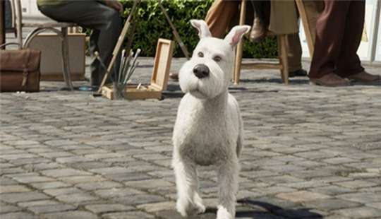 tintin movie 2