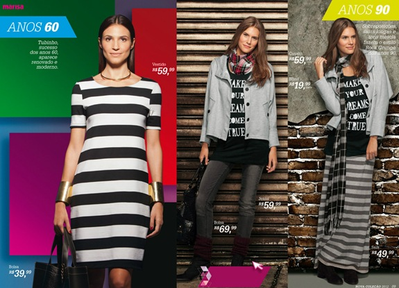 Marisa Coleção Outono-Inverno 2012 nas lojas a partir do dia 06 de março. (4)