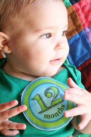 Nash is 12 months!!! 036