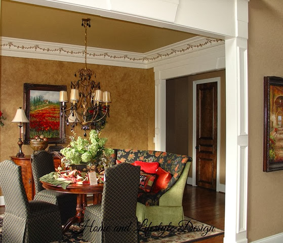 3203 Springhill Dining Room