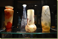 Alesund Art Nouveau Vases
