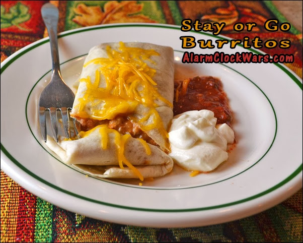 stay or go burrito