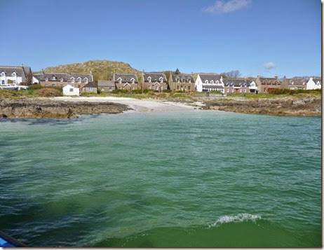 Iona-harbour