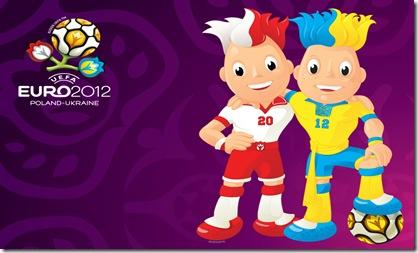 mascota euro 2012