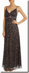 Ariella Strappy Beaded Maxi Dress