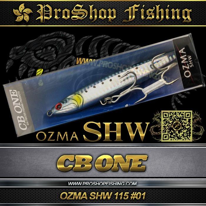 cbone OZMA SHW 115 #01.4