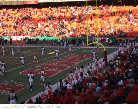 'Chiefs touchdown' photo (c) 2006, Amanda Warren - license: http://creativecommons.org/licenses/by/2.0/