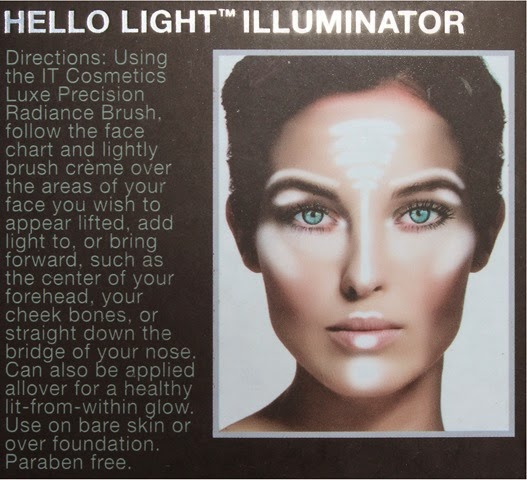 IT cosmetics Hello Light 2