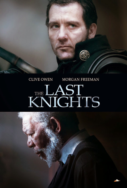 The Last Knights Film Teaser Poster
