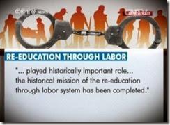 Reeducação - repressão - ilegalidade. Dez.2013