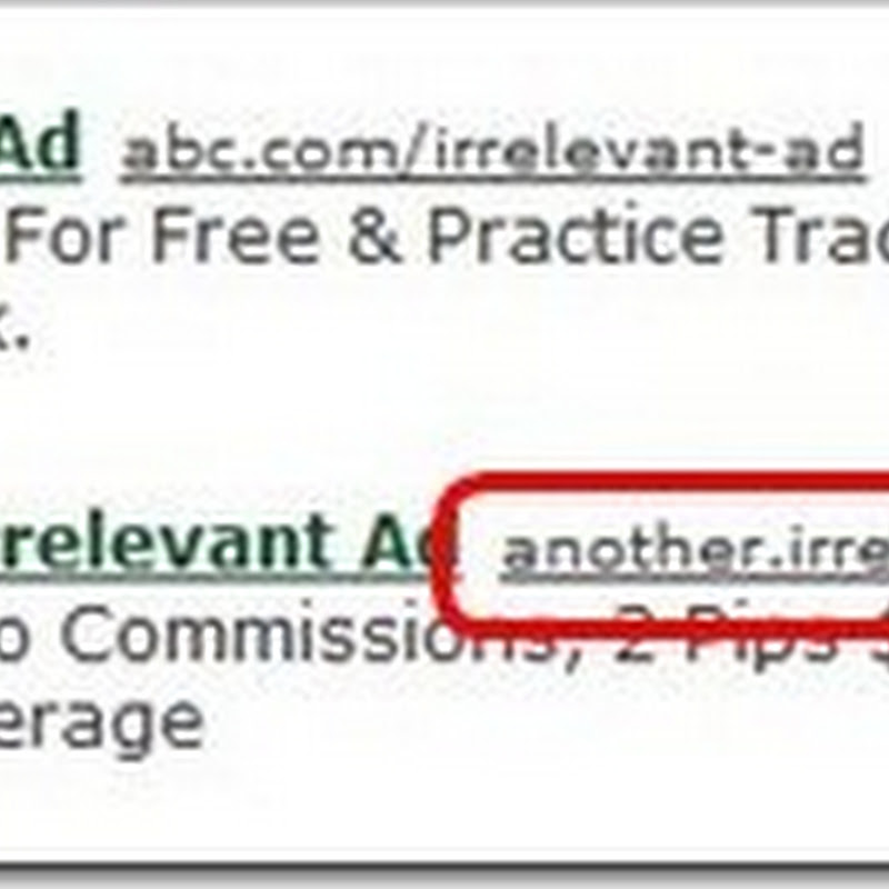 How to block irrelevant or unwanted Adsense ads