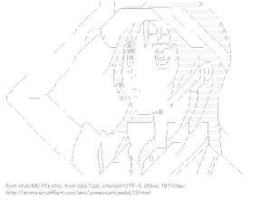 [AA]Kanzaki Miki (Yowamushi Pedal)