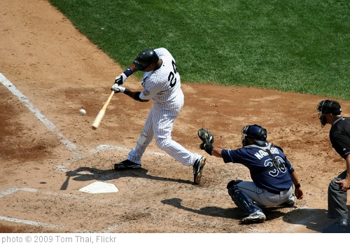 'Robinson Cano' photo (c) 2009, Tom Thai - license: http://creativecommons.org/licenses/by/2.0/
